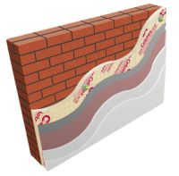 100mm Celotex SW3000 External Solid Wall Insulation Board 1200x600 (pack of 5)