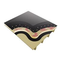 50mm Celotex TC3000 Flat Roof Insulation 1200x600 (pack of 10)